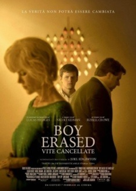 Boy Erased - Vita cancellate