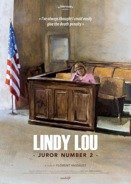 LINDY LOU, JOUROR NR. TWO (FFDUL Tournee)