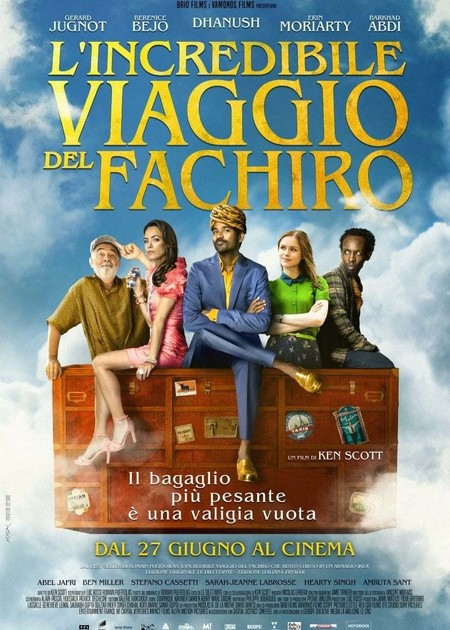 L'INCREDIBILE VIAGGIO DEL FACHIRO (THE EXTRAORDINARY JOURNEY OF THE FAKIR)