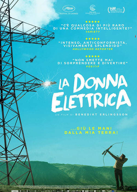 La donna elettrica (Woman at War)