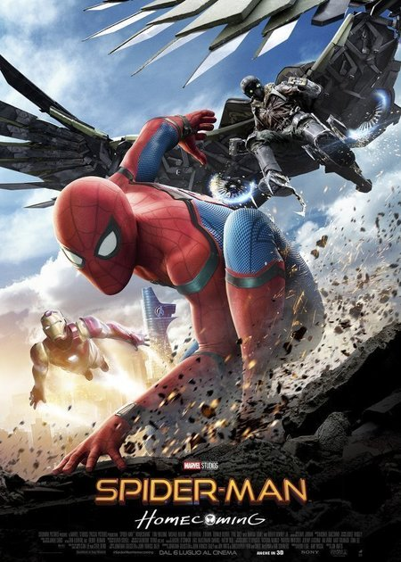 SPIDER-MAN: HOMECOMING - 3D